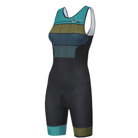 Santini Sleek 776 Triathlon-puku Hihaton Naiset, acqua